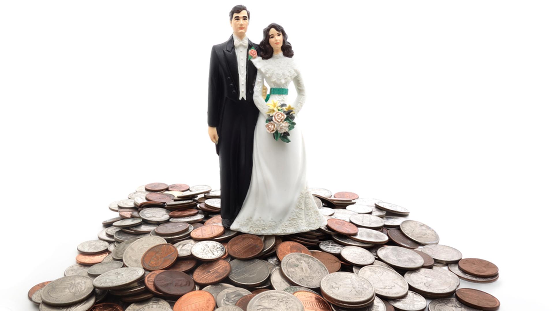 Quelles sont les dépenses nécessaires à la préparation de votre mariage ?
